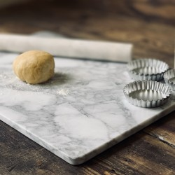 Marble Large Pastry Board
