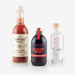 Madame Jennifer Vodka with Bloody Bens Mix Bloody Mary Pack