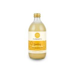 Purearth Ginger + Lemon Sparkling Water Kefir 270ml (7 Pack)