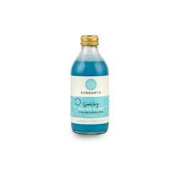 Purearth Lemon + Spirulina Sparkling Water Kefir 270ml (4 Pack)