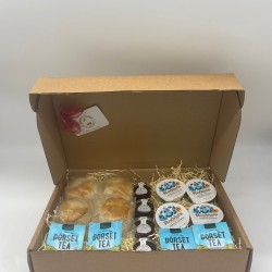 English Cream Tea for Four Gift Hamper