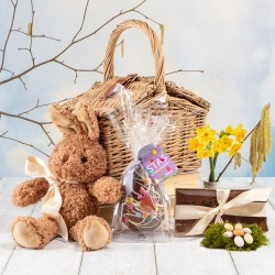 The Adorable Easter Bunny Basket