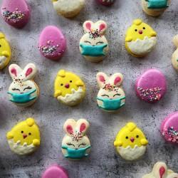 Sparkling Easter Macaron Collection (2021 edition)