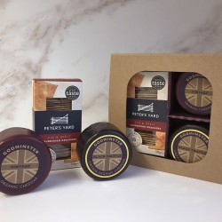 Godminster Cheddar and Black Truffle Signature Selection