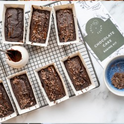 Chocolate Cake Baking Kit