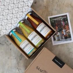 Trio of Dressings Gift Box - Classic