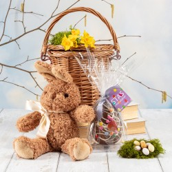 The Egg-cellent Easter Bunny Basket