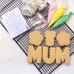 Mother's Day Biscuit Decorating Kit