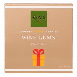 Gourmet Vegan Gummies - Wine Gums