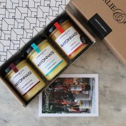 Trio of Mayo Gift Box - Artisan