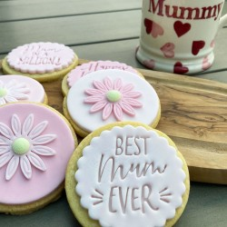 Mother's Day Biscuits by Post Gift Box