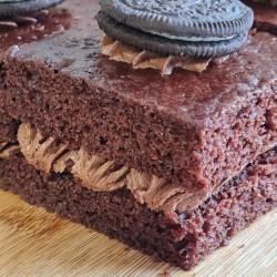 Vegan Traycake | Oreo and Chocolate (Box of 6)
