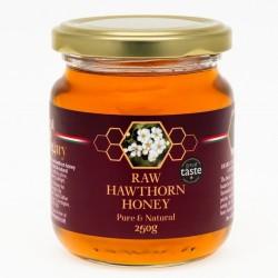 Raw Hungarian Hawthorn Honey