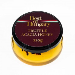 Acacia Honey with Black Truffle