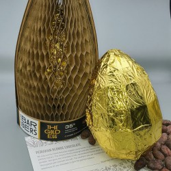 The Gold Egg (Toasted Milk and Sea Salt Chocolate)