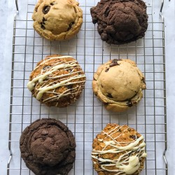 Vegan Mixed Cookie (Box of 6)