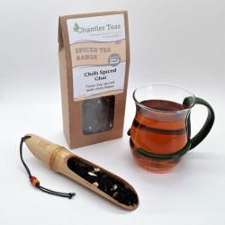 Chilli Spiced Chai Loose Leaf Tea 80g Retail Box