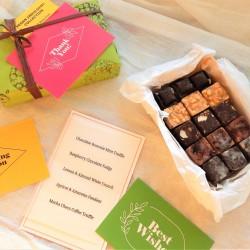 Vegan & Gluten Free Indulgent Chocolate Gift Collection