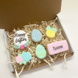 Personalised Easter Cookie Letterbox Gift
