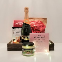 Prosecco Night In Gift Hamper