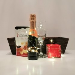 Prosecco Night In Gift Hamper - Mini