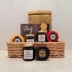 Cheese & Chutney Gift Hamper - Maxi