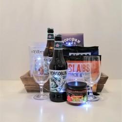 Beer Night In Gift Hamper - Supersize