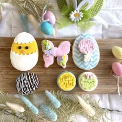 Personalised Easter Goodies Hamper