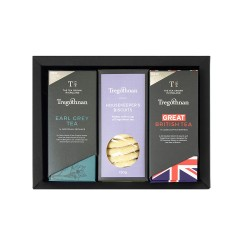 Loose Tea and Biscuits Gift Set