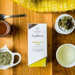 Manuka Tea Loose Tea Caddy