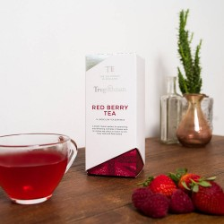 Red Berry Loose Tea Caddy
