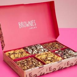Brownies by Lola's - Nut Brownie Box