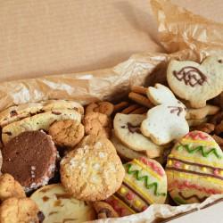 Easter Biscuit Gift Hamper / Cookie Box