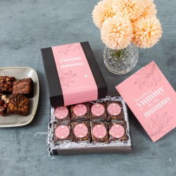 Yummy Mummy Gluten Free Luxury Brownie Gift