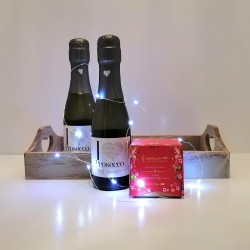I Love Prosecco and Chocolate Gift Hamper - Seeing Double