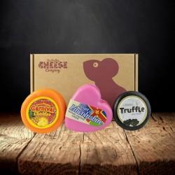 """Mum is the Best"" Cheese Gift Box"