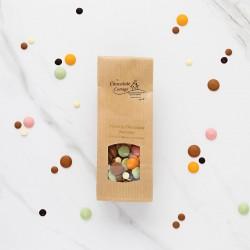 Mixed Belgian Chocolate Buttons