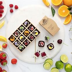 Gourmet Fondant Range (12 Chocolates)