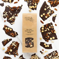 Completely Nuts Chocolate Shards