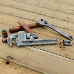 Chocolate Wrench