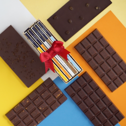 Handmade Milk Chocolate Nautical Selection Box