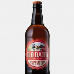 Old Dairy Brewery - Copper Top Bitter