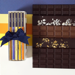 Happy Birthday Handmade Dark Chocolate Selection Box