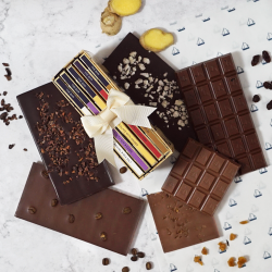 Chocolate Variety Nautical Selection Box