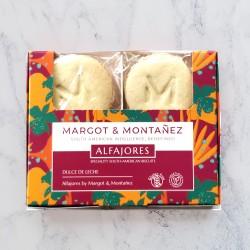 Original Dulce de Leche Alfajores Biscuits (2 Packs)