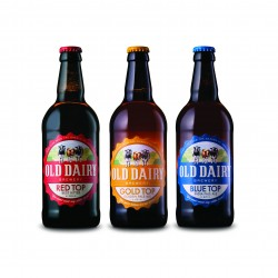 Old Dairy Brewery - Mixed Case of 12 bottled beers