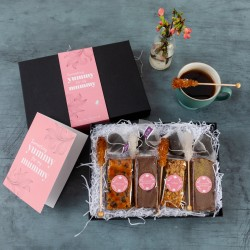 Yummy Mummy Afternoon Tea For Four Gift Bars