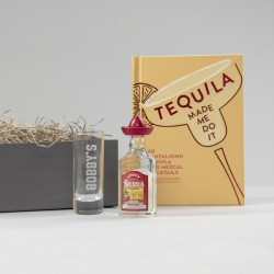 Personalised Tequila Night For One