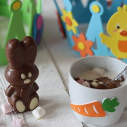 Easter Bunny Hot Chocolate