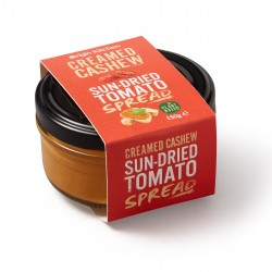 Creamed Cashew Sun-dried Tomato Spread | Pack of 3
